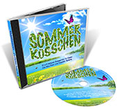 Cover der Sommerlieder CD